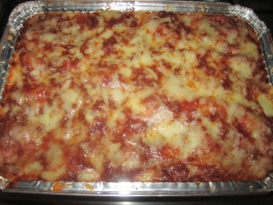 Lasagna de Carne 2kg