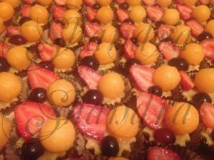 Tartaletitas de Fruta